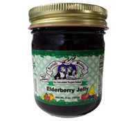 Elderberry Jelly NJS 1/2 Pts