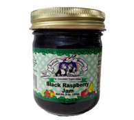 Black Raspberry Jam NJS 1/2 Pts