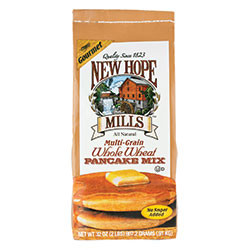 Whole Wheat Pancake Mix - New Hope Mills | Branson Missouri Food Store