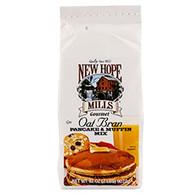 Oat Bran Pancake Mix - New Hope Mills   Branson Missouri Food Store