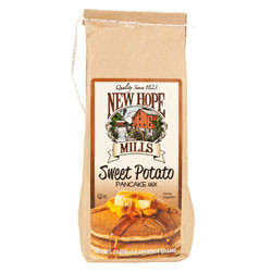 Sweet Potato Pancake Mix- New Hope Mills | Branson Missouri Food Store