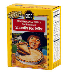 Golden Barrel - Pennsylvania Dutch Good Shoofly Pie Mix With Syrup | Amish Country Food Store Branson, Missouri