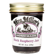 Mrs. Miller's Homemade Black Raspberry Jam | Amish Country Store Branson, Missouri