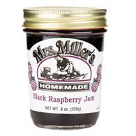Mrs. Miller's Homemade Black Raspberry Jam | Amish Country Store Branson, Missouri