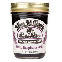 Mrs. Miller's Homemade Black Raspberry Jelly | Amish Country Bulk Food Branson, Missouri