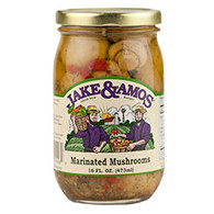 J&A Marinated Mushrooms - Pint
