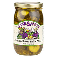 Bread and Butter Pickles - Jake and Amos | Amish Country Store in Branson, Missouri