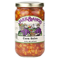 J&A Salsa Corn - Pint