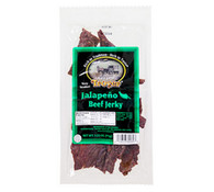 Troyer's Homestyle Jalapeno Beef Jerky | Amish Country Store - Branson Missouri
