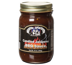 Troyer's Candied Jalapeno BBQ Sauce | Amish Country Store - Branson, Missouri