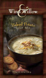 Wind & Willow - Baked Potato Soup Mix | Amish Country Bulk Food in Branson, Missouri