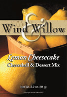 Lemon Cheesecake Cheeseball Mix