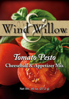 Wind & Willow - Tomato Pesto Cheeseball Mix | Amish Country Bulk Food in Branson, Missouri