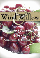 White Chocolate Cherry Cheeseball Mix