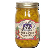 Banana Pepper Rings - Mild