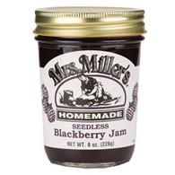 Seedless Blackberry Jam ½ Pint