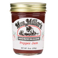 Mrs Miller's Homemade Pepper Jam | Amish Country Bulk Food - Branson, Missouri