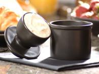 Black Matte Butter Bell