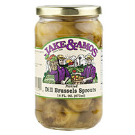 Jake & Amos Dill Brussels Sprouts - Pint | Branson Missouri Food Store