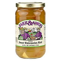 Jake & Amos Pickled Sweet Watermelon Rind | Branson Missouri Food Store