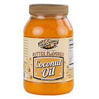 Butter Flavored Coconut Oil Amish Country Store Branson Missouri