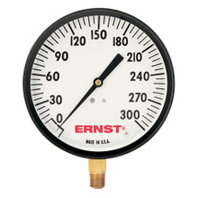 "EFI CR 4-1/2 Compound Gauge 30""-0-15 PSI"