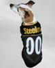 steelers dog jersey