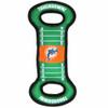 Miami Dolphins NFL Field Tug Toy