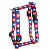 """Colonial Stars Roman Style """"H"""" Dog Harness"""
