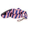 Team Spirit Red, White and Navy Blue EZ-Grip Dog Leash
