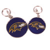 Baltimore Ravens NFL Dog Tags With Custom Engraving