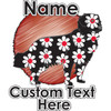 Golden Retriever Personalized Pet T-Shirt