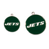 New York Jets NFL Dog Tags With Custom Engraving