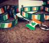 Irish Flag Dog Collar