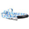 Blue Daisy EZ-Grip Dog Leash