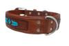 The Sierra - Luxury Leather Dog Collar