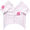 New York Yankees PINK MLB Pet Jersey