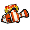 Tuffys Ocean Creature Fish Dog Toy