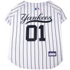 New York Yankees MLB Pet JERSEY