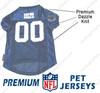 Indianapolis Colts PREMIUM NFL Football Pet Jersey