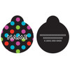 Gumballs Polka Dot HD Pet ID Tag