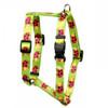 Lovely Ladybugs Roman Style Dog Harness