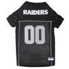 Oakland Raiders PREMIUM NFL Football Pet Jersey