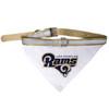 Los Angeles Rams Bandana Dog Collar