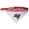 Tampa Bay Buccaneers Bandana Dog Collar