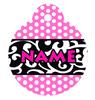 Chantilly Pink HD Pet ID Tag