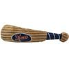 Detroit Tigers Baseball Bat Squeaker Dog Toy