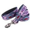 Indian Spirit Pink EZ-Grip Dog Leash