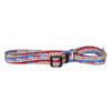 Vintage Made in the USA Martingale Dog Collar