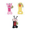 3 Pack of Dog Tug Toys With Squeaker